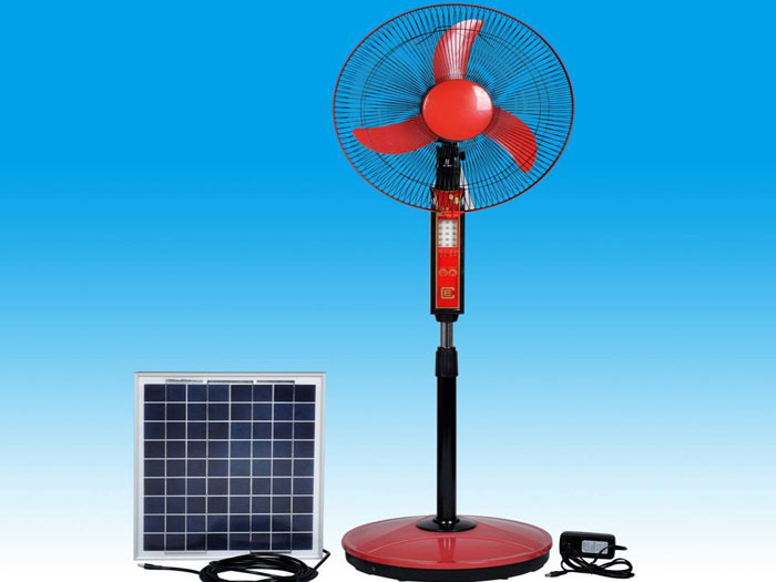 ... powered fan | rechargeable fan | solar ceiling fan | Solar Fans